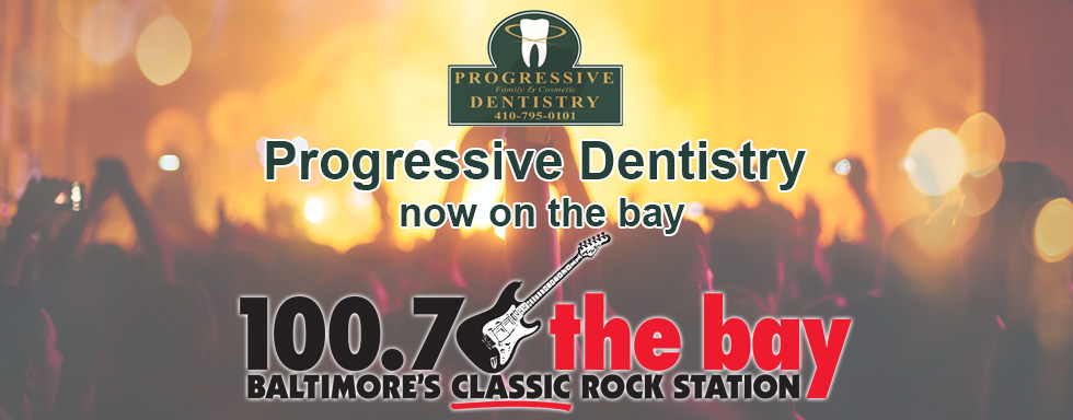 Progressive Dentisty Now on the Bay 100.7